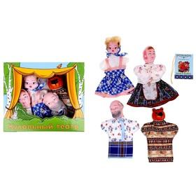 Кукольный театр «Машенька и Медведь»
