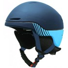 Зимний шлем Blizzard 2018-19 Speed ski helmet junior bright blue matt/dark blue matt, обхват 51-54 см