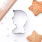 """Форма для вырезания печенья 5,5x3,5x2 см """"Принц"""" - фото 308033809"""
