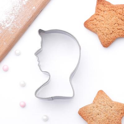 """Форма для вырезания печенья 5,5x3,5x2 см """"Принц"""""""