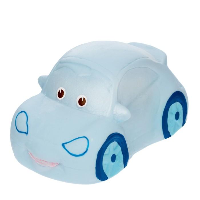 Резиновая игрушка «Машинка», МИКС