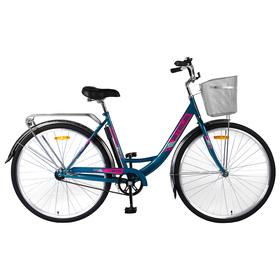 "Велосипед 28"" Stels Navigator-345, Z010, цвет морская волна, размер 20"""