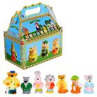 Набор резиновых игрушек «Теремок»