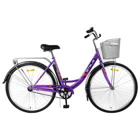 """Велосипед 28"""" Stels Navigator-345, Z010, цвет фиолетовый, размер 20"""""""