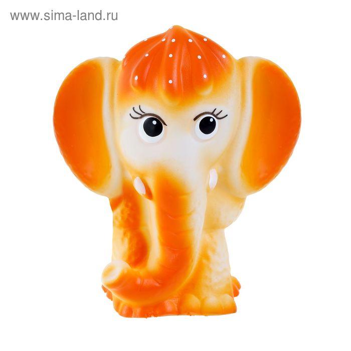 """Резиновая игрушка """"Слоненок"""""""