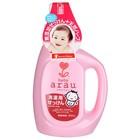 Жидкое мыло для стирки детского белья Saraya Arau Baby, флакон, 800 мл