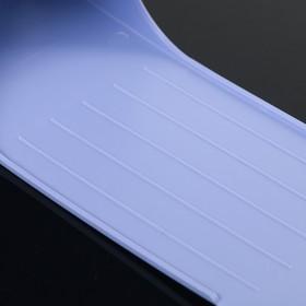 Подставка для хранения обуви регулируемая, 26×10×6 см цвет сиреневый - фото 4643542