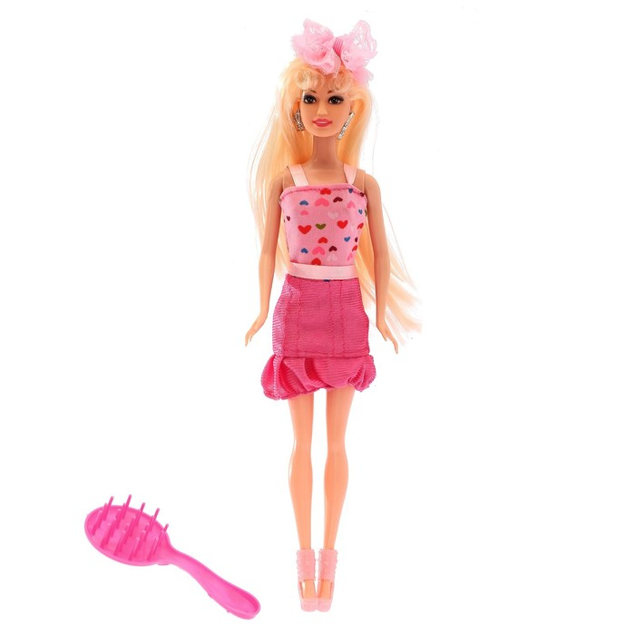 Кукла модельная