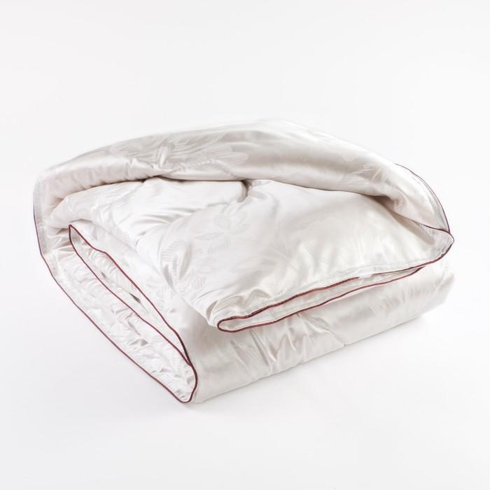 Одеяло Версаль евро 200х220 см, иск. лебяжий пух, трикот, 100% пэ - фото 61613