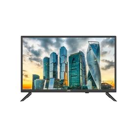 """Телевизор JVC LT-24M480, 24"""", 1366x768, DVB-T2/C, 2xHDMI, 1xUSB, черный"""