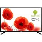 """Телевизор Telefunken TF-LED43S43T2S, 43"""", FullHD, DVB-T2/C, 3xHDMI, 2xUSB, SmartTV, черный"""