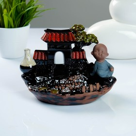 """Incense stand """"Chinese garden"""", the lavender scent, 12 × 18 × 13 cm"""