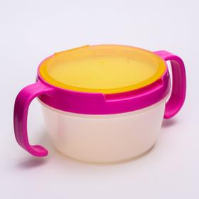 Children's bowl with handles aprosiana,