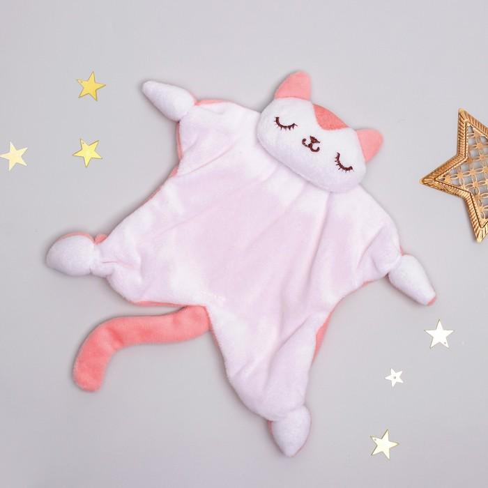 Игрушка для новорождённых «Кошечка»