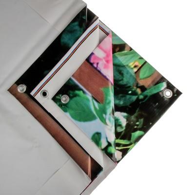 Фотобаннер, 300 × 160 см, с фотопечатью, «Полоса»