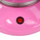 Прибор для сладкой ваты LuazON LCC-01, 500 Вт, розовый - фото 931427