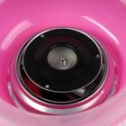 Прибор для сладкой ваты LuazON LCC-01, 500 Вт, розовый - фото 931428