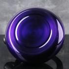 Чайник со свистком «Таун», 3 л, цвет фиолетовый - фото 721362