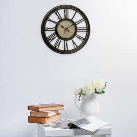 """Часы настенные, серия: Интерьер, """"Готика"""", d=44 см"""