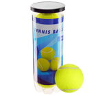 """Мяч для большого тенниса """"Тренер"""", набор 3 штуки"""