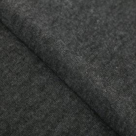 """Fabric for patchwork knitwear """"Graphite"""", 50 x 50 cm"""