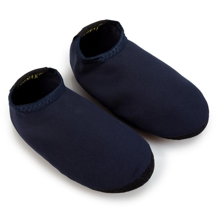 Аквашузы детские MINAKU цвет синий, размер 23-24 - фото 798163419