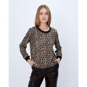 "Jumper MINAKU women's ""Leopard"" view 1, size 42, color leopard"