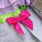 Мягкая игрушка «Зайка Ми» в весеннем платье, 25 см - фото 105614096