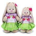 Мягкая игрушка «Зайка Ми» в весеннем платье, 25 см - фото 105614097