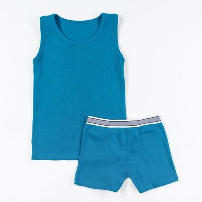 """Комплекты белья для мальчиков """"Cool boys"""". AS101, рост 92-98 см, цвет мультиколор"""