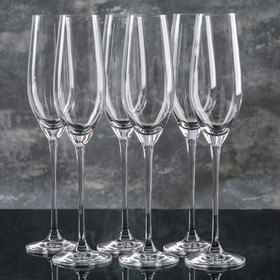 Набор бокалов для шампанского 210 мл Celebration, 6 шт