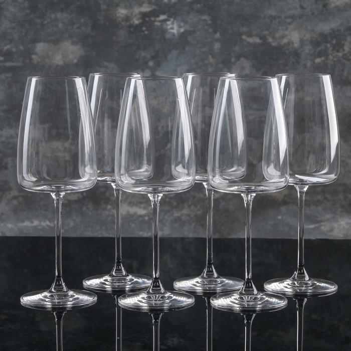 Набор бокалов для вина 420 мл Lord, 6 шт
