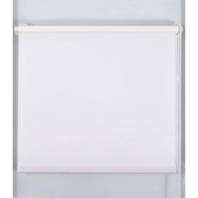 Рулонная штора «Простая MJ», размер 70х160 см, цвет белый