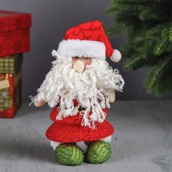 """Световая игрушка """"Дед Мороз-ёлочка"""""""