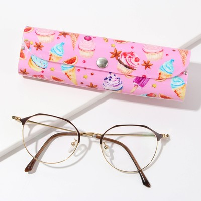"Glasses case ""Brownies"", 15 x 5 x 3 cm"