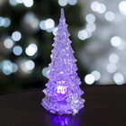 "Toy light ""Tree"", 12 cm, batteries included"