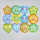 """Воздушные шары """"Сыночек"""", фотоальбом, гирлянда, наклейки, 24 предмета в наборе - фото 952831"""