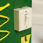 Бизиборд 25*25, цвет зеленый - фото 105607295