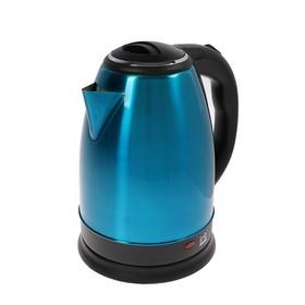 Чайник электрический Irit IR-1344, 1500 Вт, 2 л, синий