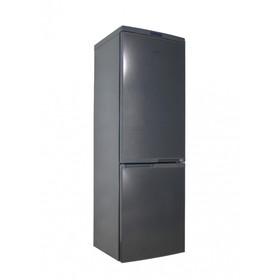 Холодильник DON R-290 G, двухкамерный, класс А, 310 л, цвет графит