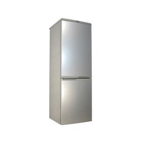 Холодильник DON R-290 MI, двухкамерный, класс А, 310 л, серебристый