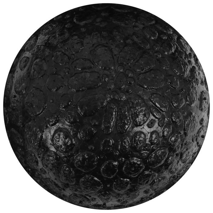 Мяч массажный 11 см, 35 г, цвета МИКС