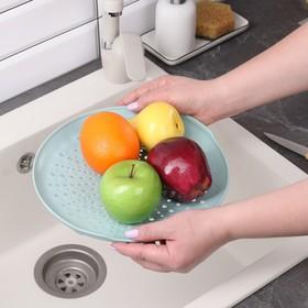 Сушилка-поддон универсальная phibo, 27×26,5 см, цвет МИКС