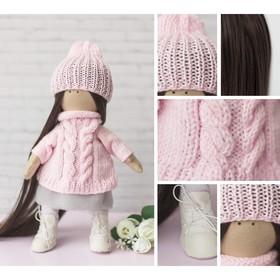 Интерьерная кукла «Мика», набор для шитья, 18 × 22.5 × 4.5 см