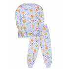 Пижама для девочки Paint dreams, цвет разноцветный, рост 98 см
