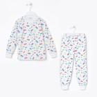 Пижама для мальчика Pit stop, цвет разноцветный, рост 104 см