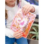 Детская сумочка Make a wish, с блёстками