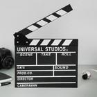 Хлопушка кинематографическая , большая, МИКС