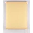 Рулонная штора «Комфортиссимо» 40х160 см, цвет ваниль