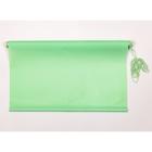 Рулонная штора «Комфортиссимо» 40х160 см, цвет зелёное яблоко